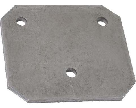 Model A Ford Engine Motor Rear Support Plate
