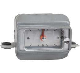 Quartz Clock, Converted Original, Thunderbird, 1965-1966