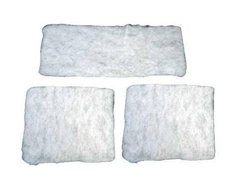 Headliner Insulation - Factory Type
