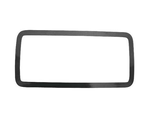 Daniel Carpenter Outside Door Handle Pad - Black Rubber D1AZ-6522428