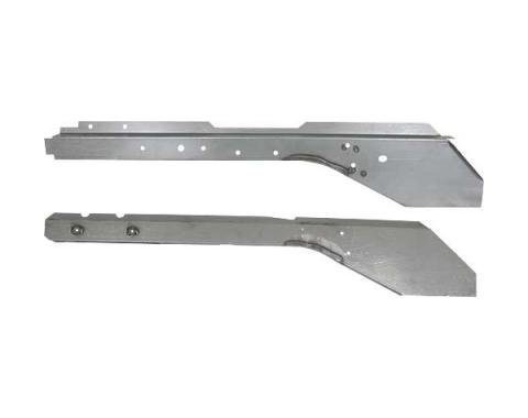 Ford Mustang Front Frame Rail - Right - Full Length Outer &Inner