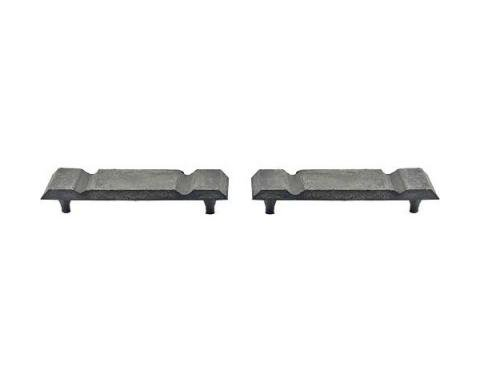 Radiator Mounting Pads - Rubber