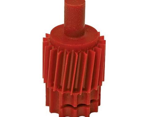 Speedometer Driven Gear - 21 Teeth - Red - Type 3A - Genuine Ford