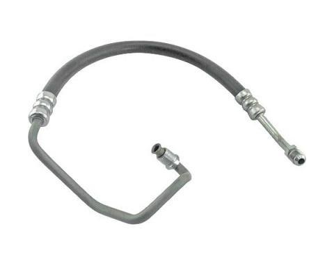 Ford Mustang Power Steering Pressure Line - Upper - Junction To Pump - 302 Or 351 V-8