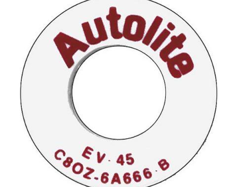 PCV Plastic Plug - EV-45 & C8OZ-6A666-A - 428 Cobra Jet V8