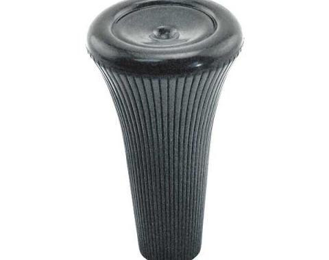 Ford Pickup Truck Gear Shift Knob - Black - Manual - Ford Service Replacement
