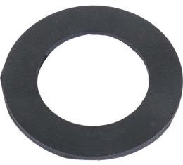 Model A Ford Rumble & Trunk Handle Pad - Rubber - No Bead