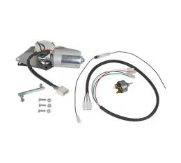 Ford Pickup Truck Electric Wiper Motor Conversion Kit - 12 Volt