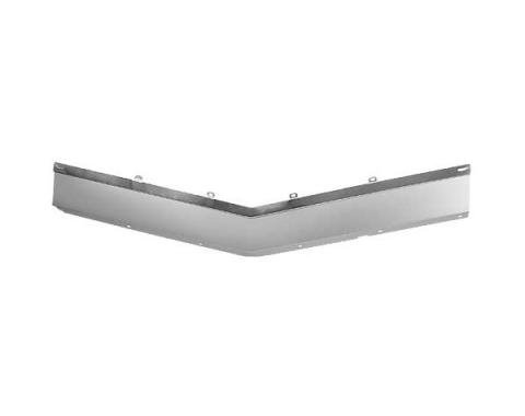 Ford Mustang Grille Opening Panel - Lower - Wide Trim