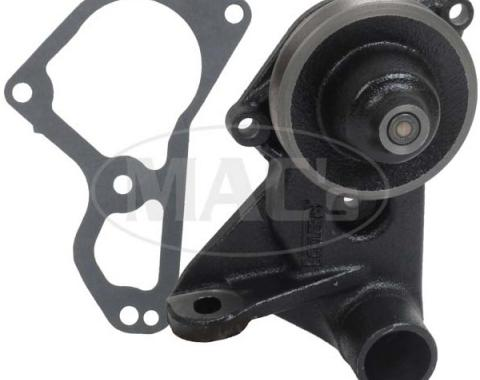 Water Pump - New - Right Hand - Single Belt - Top Quality -Modern Design - Ford Pickup Truck - Ford Flathead V8 85 & 90 & 95 HP