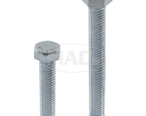 Body To Frame Mounting Pad Bolt Kit - Ford Except Convertible