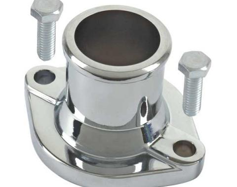 Thermostat Housing - Chrome Plated - 351C & 400 V8 - Ford
