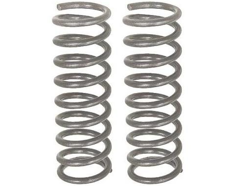 Ford Thunderbird Front Coil Springs, With Air Conditioning, 1961-62