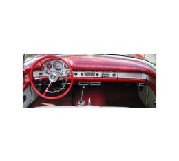 Thunderbird Perfect Fit Air Conditioning System, 1955-1957