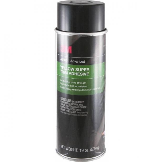 3M Super Trim Adhesive Spray