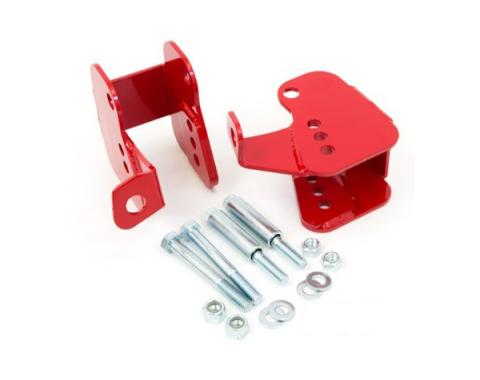 UMI Performance  Lower Control Arm Relocation Brackets, Bolt In | 2012-R  GM F-Body 1982 - 2002