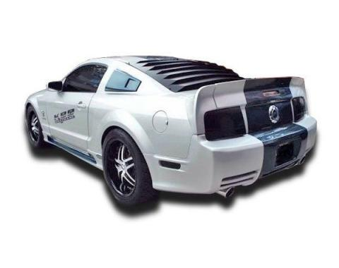 Ford Mustang Eleanor Style 3 Pc  Poly Rear Wing Spoiler 2005-09