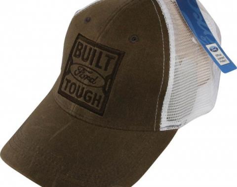 Ford BFT Hard Mesh Trucker Cap