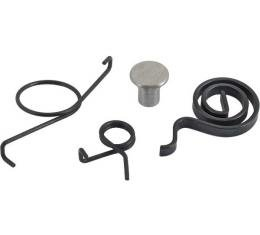 Model A Ford Door Latch Spring Set - Terro Brand - Right Front Or Left Rear Door - Fordor Sedan Except Slant Windshield