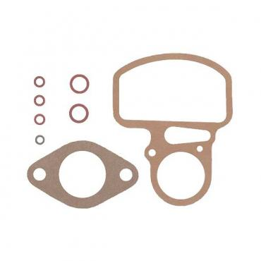 Carburetor Gasket Set - Zenith - 8 Pieces - 4 Cylinder FordModel B