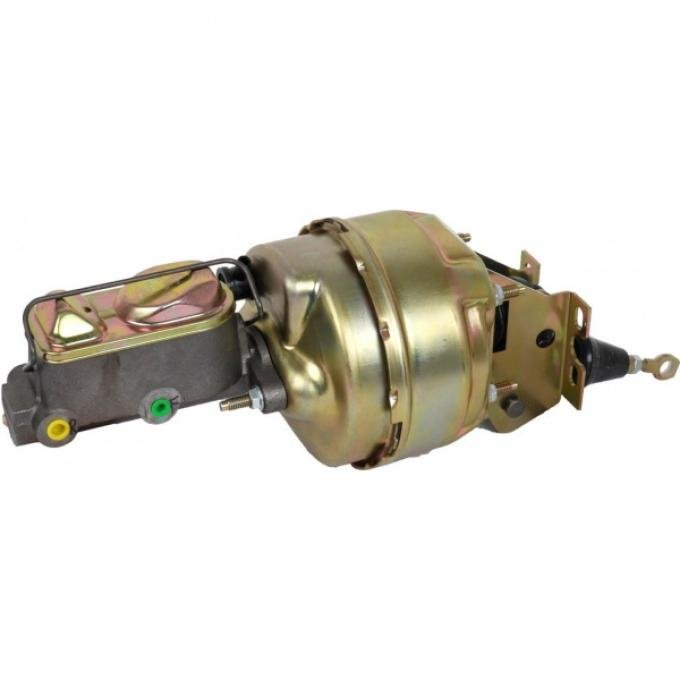 Power Brake Conversion