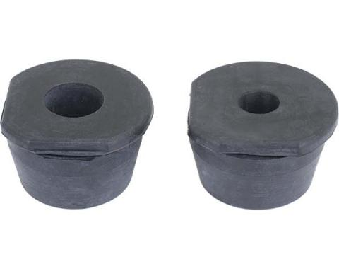 Daniel Carpenter Ford Mustang Air Conditioner Hose Grommets - 2 Pieces - At Condenser Frame 378264