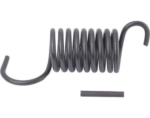 Model A Ford Accelerator Return Spring - Straight Cylindrical