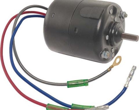 Heater Blower Motor - Vented - 3-Wire - Comet