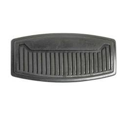 Ford Pickup Truck Brake Pedal Pad - Manual & Automatic Transmission - For Pedal With Metal Trim - F100 Thru F350
