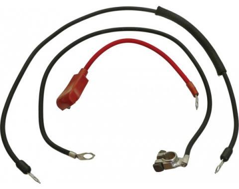 Battery Cable Set - V8 - Falcon