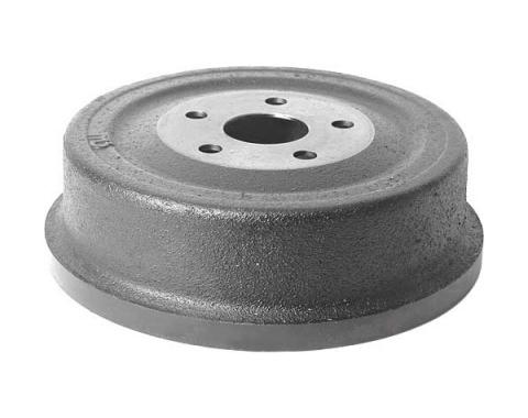 "Brake Drum - Front - For 11 1/32"" x 2.5"" Brakes"