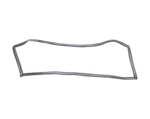 Ford Pickup Truck Windshield Seal - With Groove For Chrome - F100 Thru F750
