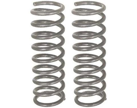 Ford Thunderbird Front Coil Springs, With Air Conditioning, 1966