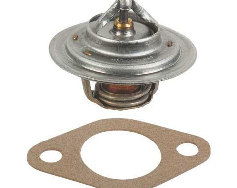 Model T Ford Thermostat & Gasket - 160 Degrees - For Cars Without Water Pump