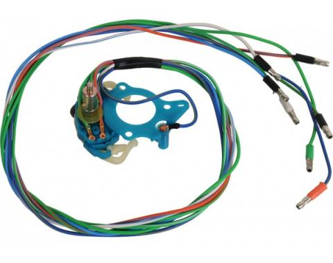 Daniel Carpenter Ford Turn Signal Switch C30Z-13341