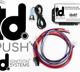 ididit id.PUSH Basic Push Button Ignition System 2600600100