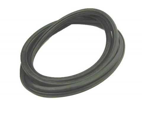 Precision Rear Window Weatherstrip Seal, With Trim Groove for Lockstrip WCR 1158