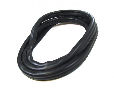 Precision Rear Window Weatherstrip Seal, Without Trim Groove WBL D1103