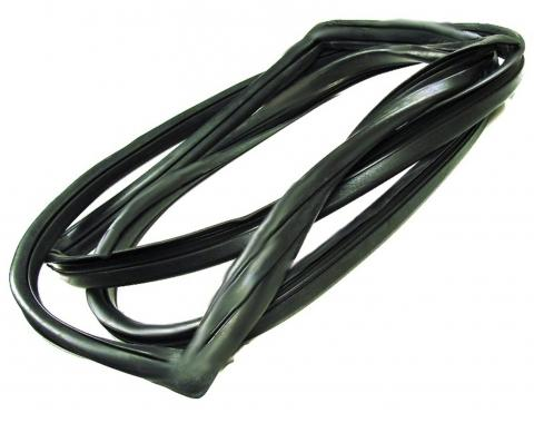 Precision Windshield Weatherstrip Seal With Trim Groove for lockstrip WCR 687