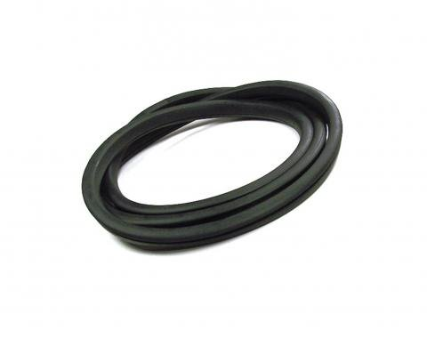 Precision Rear Window Weatherstrip Seal, Without Trim Groove WBL 1089