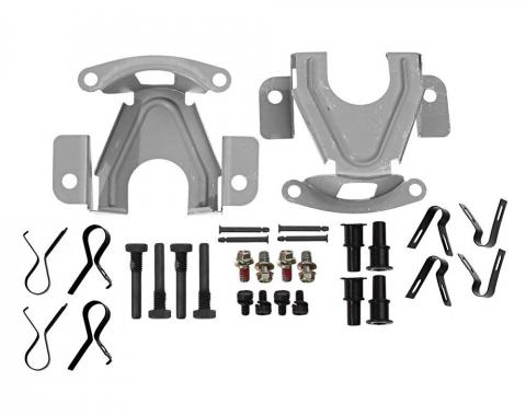 Mustang Brake Caliper Hardware Complete Kit 1968-1973