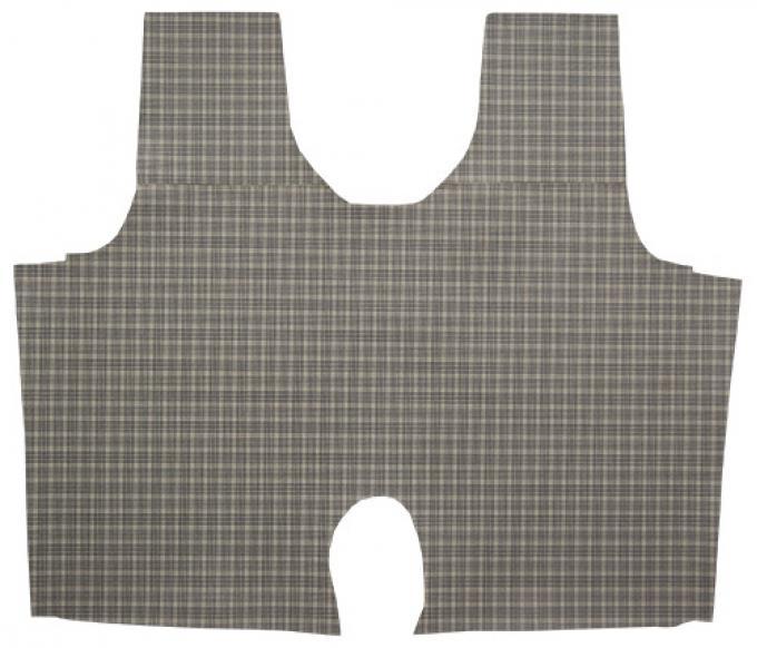 ACC  Mercury Marauder Trunk Mat Fleece, 1963-1964