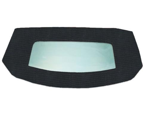 Kee Auto Top HG0243TN33SP Convertible Rear Window - Vinyl, Direct Fit