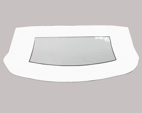Kee Auto Top CD2076COTV50SP Convertible Rear Window - Vinyl, Direct Fit