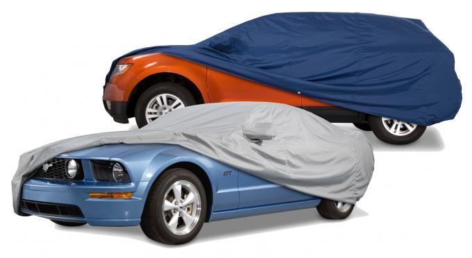 Covercraft Custom Fit Car Covers, Ultratect Black C10379UB