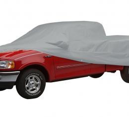 Covercraft Custom Fit Car Covers, Polycotton Gray C1739PD
