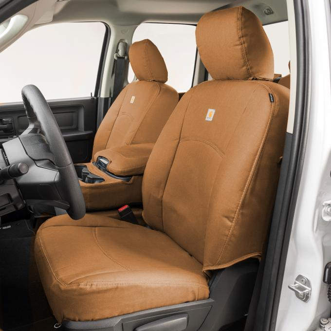 Covercraft Precision Fit Carhartt Front Row Seat Covers GTF4220ABCABN