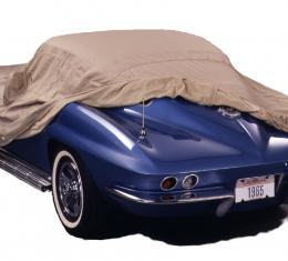 Covercraft 1956 Ford Thunderbird Custom Fit Car Covers, Tan Flannel Tan C3TF