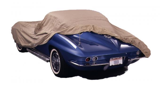 Covercraft Custom Fit Car Covers, Tan Flannel Tan C10370TF