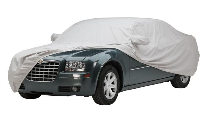 Covercraft Custom Fit Car Covers, WeatherShield HD Gray C13427HG